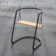 Welded Furniture, Iron Furniture, Steel Furniture, Industrial Furniture, Furniture Decor, Furniture Design, Deco Originale, Cafe Interior Design, Minimalist Furniture