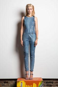 Veronica Beard Spring 2014 Ready-to-Wear Fashion Show