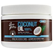 soothes and softens skin, hair, lips and nails. Also helps for frizzy hair, dry, damaged hair.