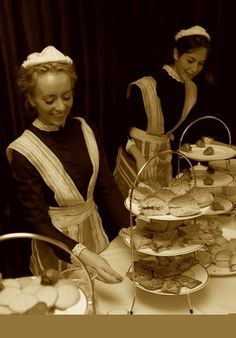 Re-enactment food on the Titanic - Photo © Getty Images