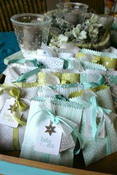 Crea hermosos detalles usando bolsas de papel o celofán