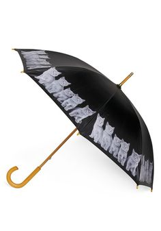 When It Rains, It Paws Umbrella  This has to be the greatest umbrella I have ever seen  $29.99  #ModCloth