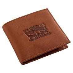 Portefeuille vintage cuir homme Levi's® - 3Suisses