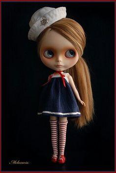 Flickr:Melacacia Custom Dolls