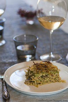 sformato di pasta con crema di broccoli e vongole 127 f | Flickr – Condivisione di foto!