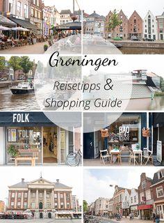 Groningen - Hanseflair, Architekturhighlights und ein wahres Paradies zum Shoppen