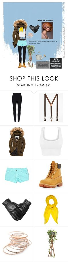 """""""Creepypasta oc #1"""" by furryobsessive ❤ liked on Polyvore featuring Brooks Brothers, Superdry, Carmar, Timberland, Hermès and Red Camel"""