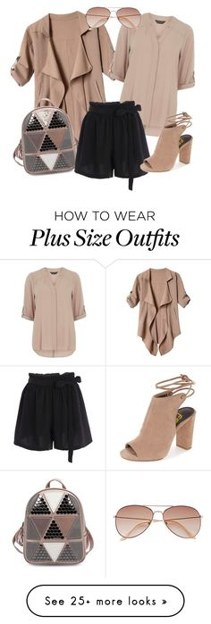 """""""..."""" by tiabor on Polyvore featuring Dorothy Perkins and H&M"""
