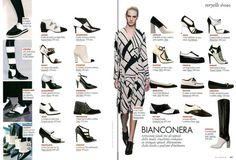 Black or white? Choose your style Albano shoes on veryelle Magazine