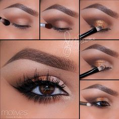 what color eyeshadow for black dress – Little Black Dress Black makeup ideas black dress - Makeup Ideas Black Dress Makeup, Black Eye Makeup, Eye Makeup Tips, Makeup For Brown Eyes, Smokey Eye Makeup, Love Makeup, Eyeshadow Makeup, Beauty Makeup, Hair Makeup