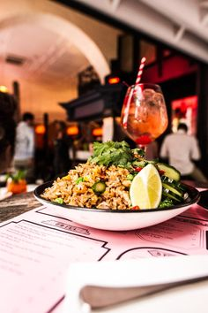 A boutique bar and eatery offering Modern Australian and Thai food from a wood-fire grill. Boutique Bar, Fire Grill, Cool Bars, Thai Recipes, Melbourne, Table Settings, Mountain, Magic, Table Decorations