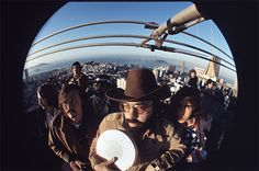 Francis Ford Coppola and George Lucas, Zoetrope, San Francisco 1970 - Douglas Kirkland