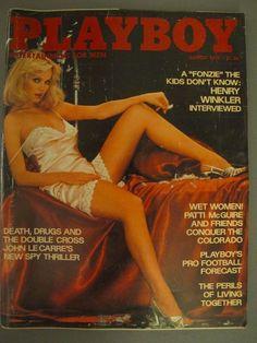 Playboy magazine, August 1977