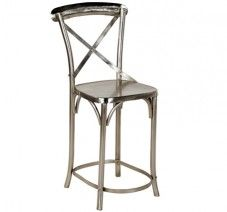 Allen Metal Bar Stool