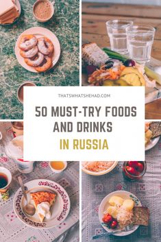 Russian Food Guide: 50 Must-Try Dishes Russian Dishes, Russian Recipes, Russian Foods, Traditional Russian Food, Russian Restaurant, Best Places To Eat, Try On, Different Recipes, International Recipes