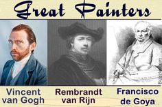 Art has been depicted through various styles and forms since ancient times. Here is a look at some famous painters who set trends and created a phenomenon in the world of art.