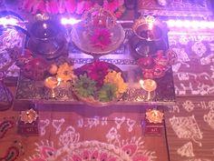Krishna Ashtami at my home