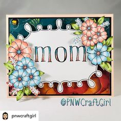 Spy 🕵️♀️ in action!!! Posted @withregram • @pnwcraftgirl Happy Mother's Day! 💐 @joyclairstamps . . . . . . . .  #staycrafty #paper #papercrafts #craft #crafts #creative #create #handmade #diycards #greetingcards #handmadecards  #clearstamps #pnwcraftgirl #cardmaking #stamp #stamping #cardmaker #instacard #coloring  #cardsofinstagram #flowers items used: #spectrumnoir #triblend #joyclairdesigns #digistamps #digistamp #joyclairdesigns #joyclairstamps Spectrum Noir, Happy Mother S Day, Crafts For Girls, Card Maker, Digi Stamps, Clear Stamps, Diy Cards, Spy, Cardmaking