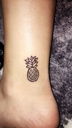 Do I really like pineapple enough to get it tatted on my ankle? I believe so.