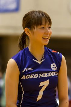 Japan's New Sex Goddesses: Volleyball Players Volleyball Jerseys, Female Volleyball Players, Women Volleyball, Beach Volleyball, Beautiful Athletes, Hot Cheerleaders, Fashion Photography Inspiration, Sporty Girls, Female Athletes