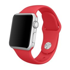 Product (RED) Apple Watch band - I wish this was out when I first got my watch! Adding a band to the collection :)