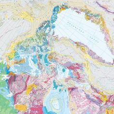 Geologic Map of North America « Google Earth Library