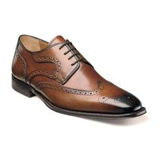 Check out the Classico Wing Tip Oxford by Florsheim Shoes – designed for men who pay attention to the details and appreciate true craftsmanship. www.florsheim.com