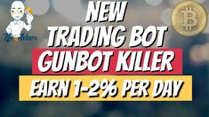 awesome #ProfitTrailer - New Crypto Trading Bot - Best Auto Trading Bot - Better than Gunbot? -VIDEO