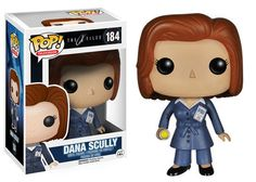 Mulder & Scully Return in the Form of Adorable X-Files Funko Pop! - I want to believe. See more Sci Fi at http://www.warpedspacescifi.com/