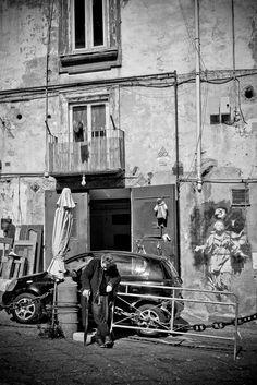 Quartieri Spagnoli - Massimo © Daddi Photographer