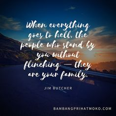 Family Quotes Jim Butcher