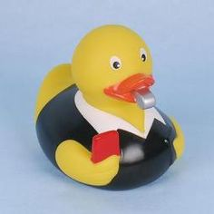 Rubber Duck Referee