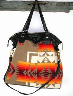 Pendleton bag from Khepri