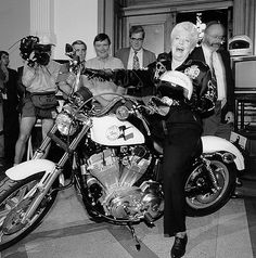 Ann Richards -- Texas State Library and Archives Commission