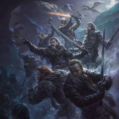 Game of Thrones Fan Art : Photo