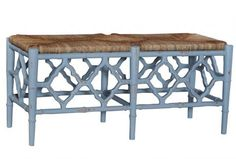 Chinois Bench . A Block and Chisel Product.  Bramble Company