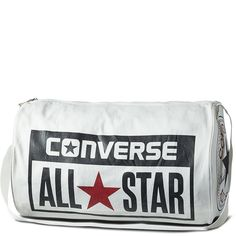 Borsone Chuck Taylor All Star Legacy Bianco brillante bright white