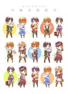 anime sekai ichi hatsukoi | Sekai Ichi Hatsukoi/#1265647 - Zerochan | We Heart It