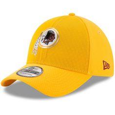 Washington Redskins New Era Color Rush On Field Flex Hat - Gold in Sports  Mem 0d070ef7e9b