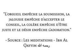 Ibn L Qayyim.  Les méditations.. (do)
