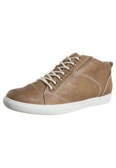 Sneakers basse - marrone