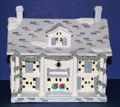Dept. 56 Original Snow Village Cumberland House #50245 #babescollectibles
