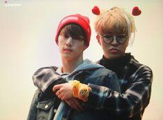 GOT7 Markjae moment. Mark and Youngjae