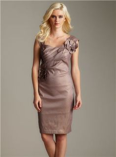 Mother of the Bride (Groom) Dress...mom this would look good on you