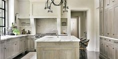 white washed cabinets - Google Search