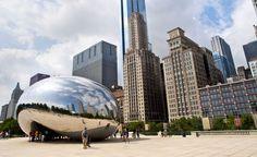 Chicago, IL, The Bean
