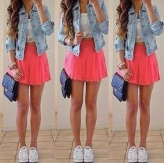 SUMMER/SPRING OUTFIT .~.