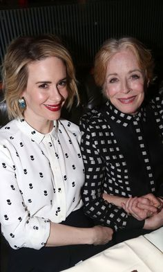 "Pin for Later: Sarah Paulson Confirms Her Romance With Holland Taylor: ""I'm in Love"""