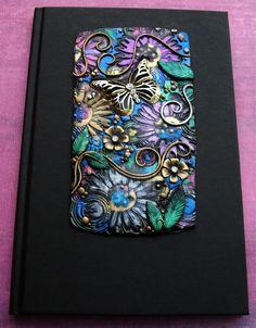 Butterfly Daydreams Journal by MandarinMoon.deviantart.com on @deviantART