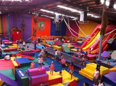 Go Wild at Jungle Gym in Willetton. Play gym for kids 5 and under 9.30am – 11.00am. Special school holiday activities for older children in the afternoon. Location: Willetton. Suitable for: Under 5's Cost: $6.50 per session Read our review http://www.buggybuddys.com.au/magazine/read/jungle-gym-willetton_329.html